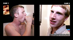 Gay Dicksucking At Straight Gloryhole